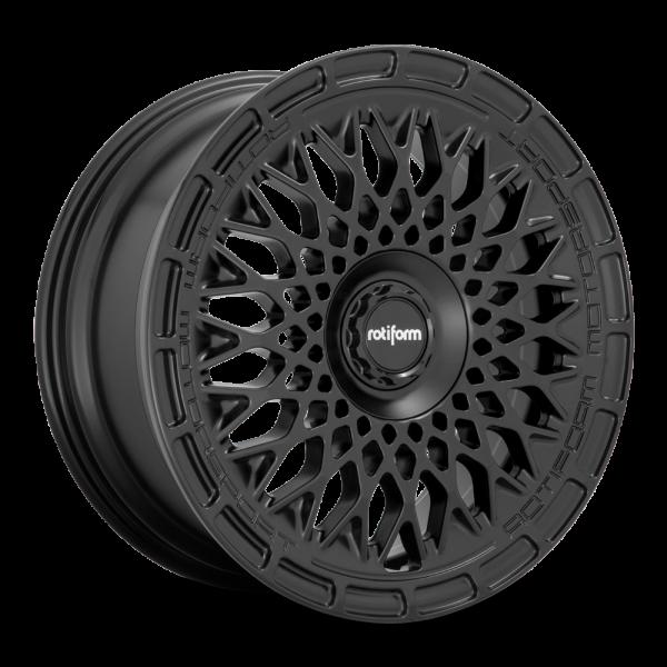 Rotiform LHR-M 8.5x19 Lk 5/112 ET45 Ml 66.6 schwarz