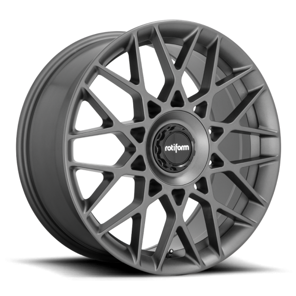 Rotiform BLQ-C 8.5x19 Lk 5/112 ET45 Ml 66.6 anthrazit