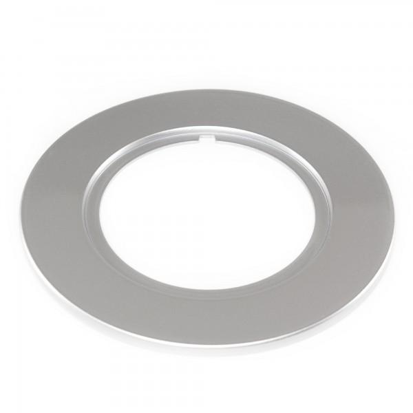Rotiform LAS-R Lug Cover Plate - silber