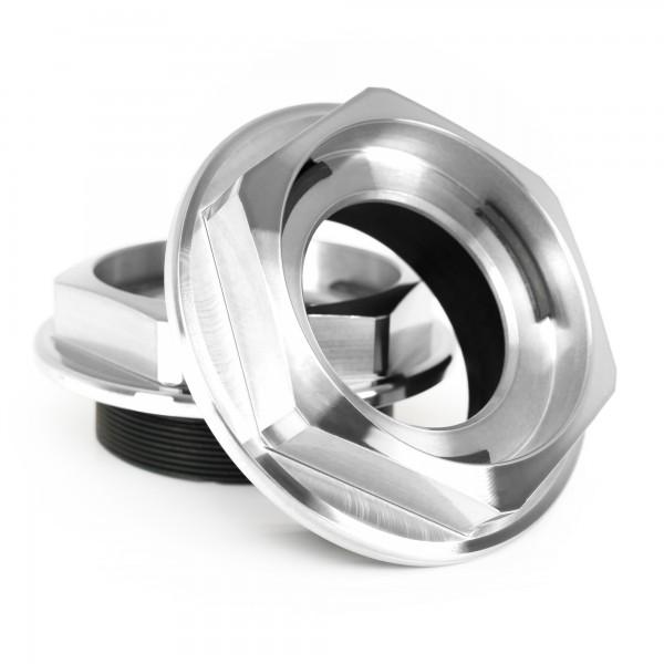 Rotiform Zentralverschluss - Silber