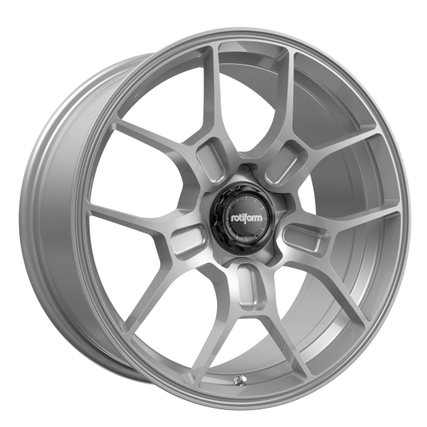 Rotiform ZMO 8.5x19 Lk 5/112 ET45 Ml 66.6 Silber