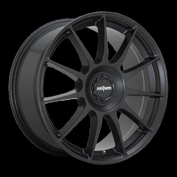 Rotiform DTM 8.5x19 Lk 5/112 ET45 Ml 66.6 schwarz