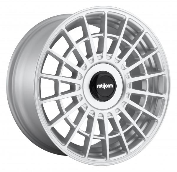 Rotiform LAS-R 8.5x19 Lk 5/114,3 ET45 Ml 73,1 Silber glanz
