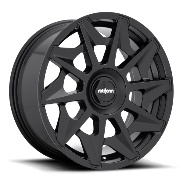 Rotiform CVT 8.5x19 Lk 5/112 ET45 Ml 66.6 schwarz matt