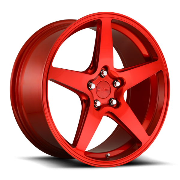 Rotiform WGR 8.5x20 Lk 5/112 ET45 Ml 66.6 Candy Rot