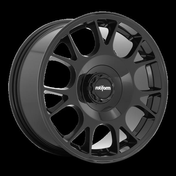 Rotiform TUF-R 8.5x19 Lk 5/112 ET45 Ml 66.6 schwarz
