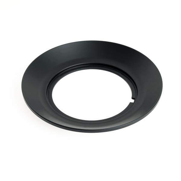 Rotiform CVT Lug Cover Plate - schwarz