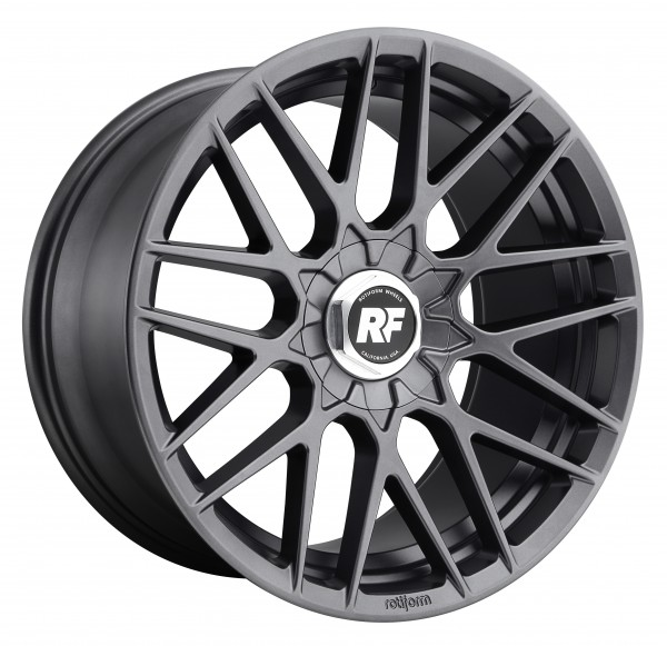 Rotiform RSE 8.5x19 Lk 5/112 ET40 Ml 57,1 Anthrazit